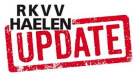 RKVV Haelen Update  8
